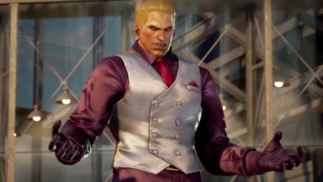 Tekken 7 Geese Howard Guide And Combos Mmosumo