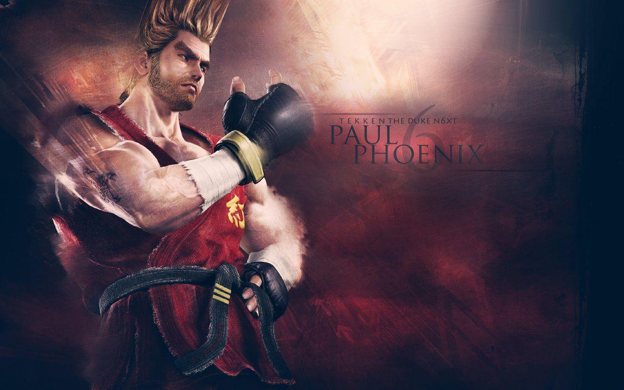 Tekken 7 Paul Phoenix Combo Guide Frame Data Punishes Mmosumo