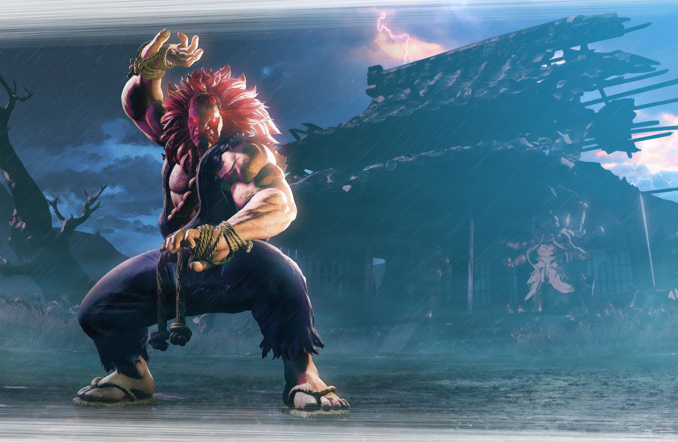 Sfv Street Fighter V Akuma Guide Mmosumo