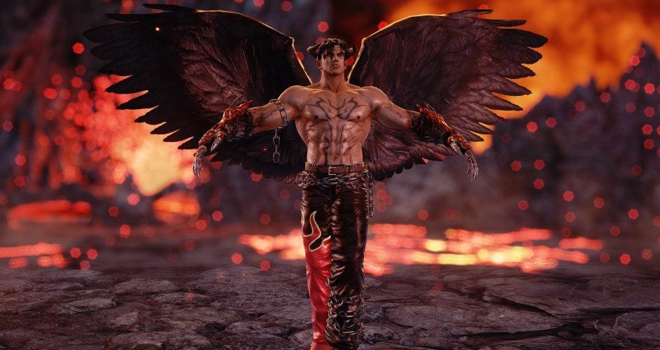 Devil Jin Tekken 7 Guide 2020 Mmosumo